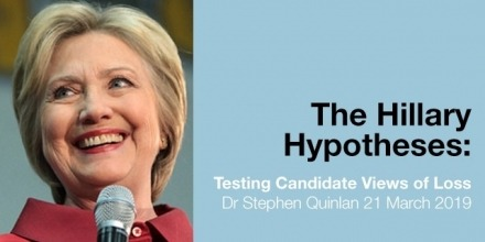 Dr Stephen Quinlan's novel approach to analysing the 2016 US election