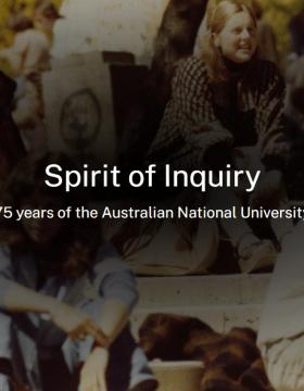 75 Years of ANU