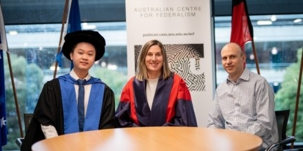Introducing Dr. Borui Song, our newest ACF Associate and HDR Graduate