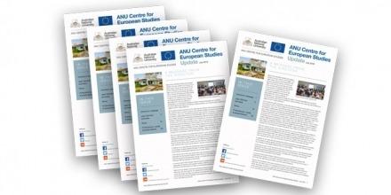 ANU Centre for European Studies Newsletter, July 2019