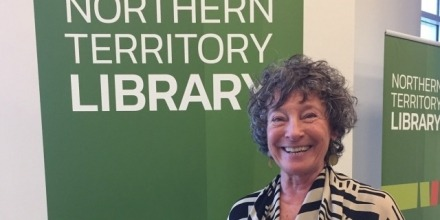 """Dr Maggie Brady's book 'Teaching """"Proper"""" Drinking' has been shortlisted for the 2019 Chief Minister's Northern Territory History Book Award"""