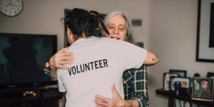 Volunteering during the first year of the COVID-19 pandemic (April 2021)