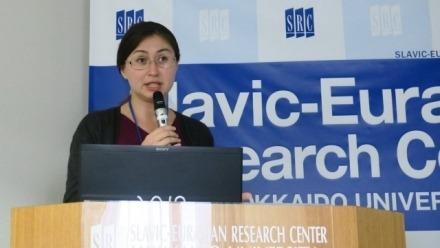 Aminat Chokobaeva awarded a post-doc fellowship