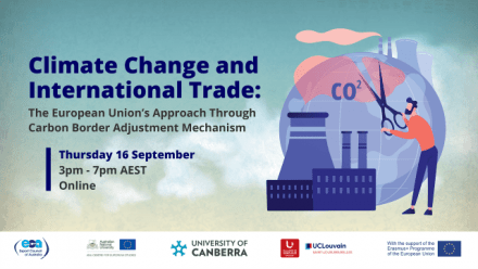 Climate Change And International Trade: The European Union's Approach Through Carbon Border Adjustment Mechanism