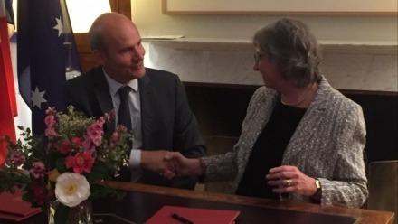 Strengthening Franco-Australian collaboration in the social sciences