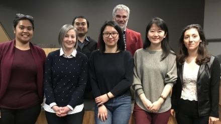 School of Demography PhD Work in Progress Day 2019