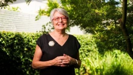 2017 graduate Jane Smyth awarded Order of Australia medal