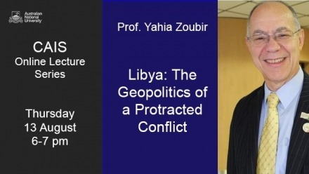 Libya: The Geopolitics of a Protracted Conflict